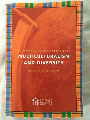 Multiculturalism and Diversity: School Counseling Principles by Sharon Ravitch