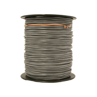 Southwire 500-ft 18-2 Stranded Shielded Grey Security Cable - Free Shipping!!!