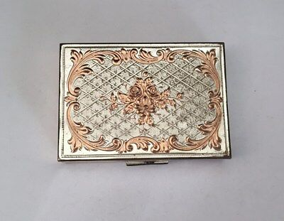 Vintage Small Sterling Silver Box
