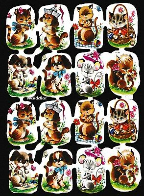 #Poetry Pictures #Krüger 171-300 Funny Animals, Wie 98-126, Rare