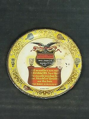 Antique Welsbach Company Tip Tray