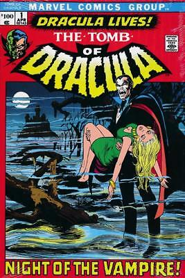 Tomb Of Dracula Marvel Omnibus HC Hardcover Vol 1 New Printing @ NEW & SEALED