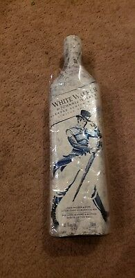 Johnnie Walker- *GAME OF THRONES*WHITE Walker LIMITED EDITION! Rare sealed.