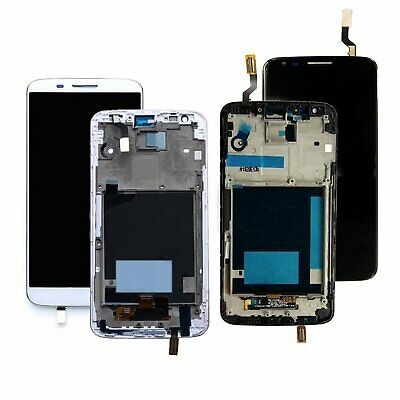 LCD Touch Screen Display Digitizer Assembly For LG G2 D800 D802 Original New YUE