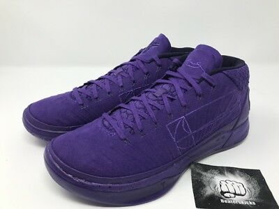 efb705013a1c ... Nike Kobe AD Fearless Action Grape Black Purple Mens Size 10 922482-500  new style ...