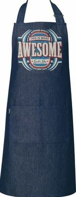 NEW Ogilvies Designs Awesome Dad Apron