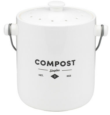 NEW Ecology Staples Foundry Compost Bin