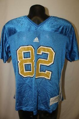 Adidas UCLA Bruins Womens size Large NCAA College football jersey SIGNED 42e6706ba
