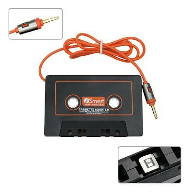 Car Cassette Audio Tape Adapter for iPhone iPod MP3 MP4 CD Radio 3.5mm Jack Aux