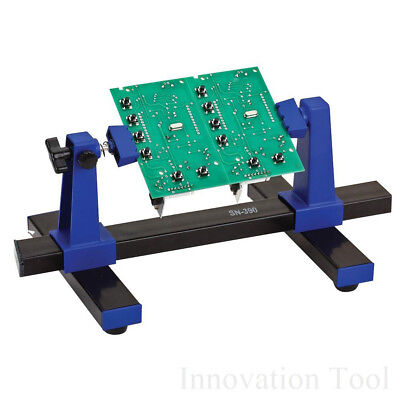 SN-390 Adjustable Printed Circuit Board Holder Frame PCB Soldering and Assembly