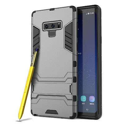 Tough Shockproof Armor Phone Back Case for Samsung Note 9/LG/Huawei Mate 9