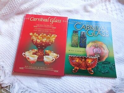 Carnival Glass Identification Guide and Encyclopedia of Carnival Glass Prices