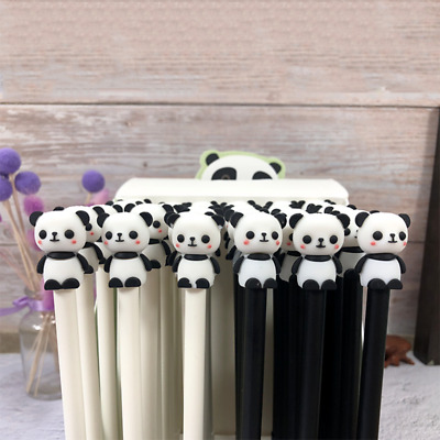 2pc 0.35mm Cute Animal Erasable Ink Gel Pen Student Stationery Gift Exquisit