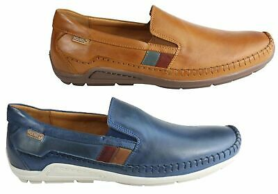 917d34a369a New Pikolinos Azores Mens Leather Slip On Comfortable Shoes Made In Spain