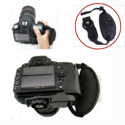 Quality&Soft PU Leather Hand Grip Wrist Strap for Canon Nikon Sony EOS DSLR SLR