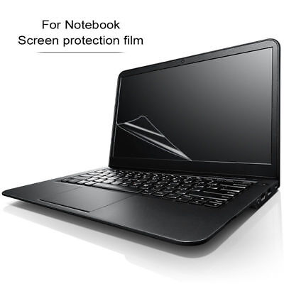 """Hot 17"""" 15"""" 14"""" 13"""" 11"""" 16:9 Laptop HD Clear Frosted Screen Protector Film Cover"""
