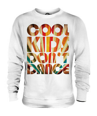 23210e110f27e NEW Sweat Back To Cool School BIO College University Education Kid Swag Hype.   31.45 Buy It Now 26d 6h. See Details. Cool Kids Dont Dance Unisex Sweater  ...