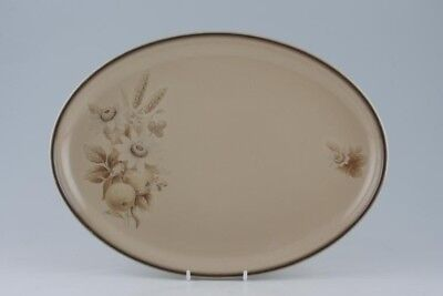 Denby - Memories - See also Images - Oval Plate / Platter - 110576G