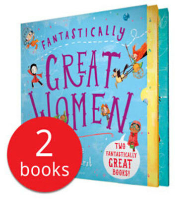 Fantastically Great Women Collection - 2 Books