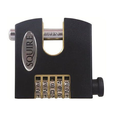 Squire SHCB75 5 Wheel High Security Combination Padlock