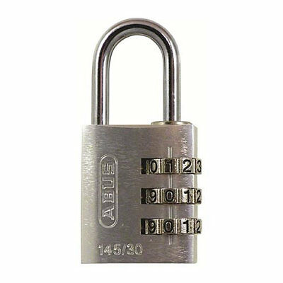 Abus 145 Series Coloured Combination Lock 30mm