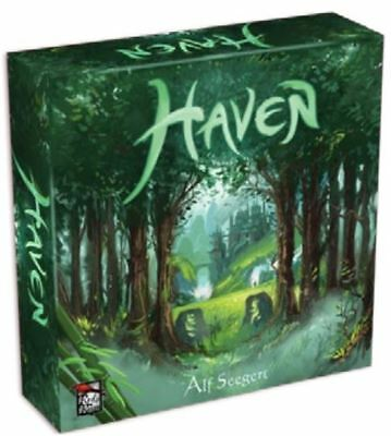 Haven - Strategy Board Game