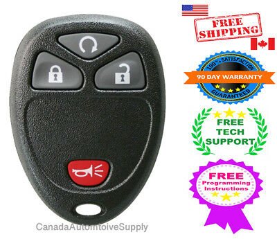 1 For 2007 2008 2009 2010 2011 2012 2013 GMC Sierra 1500 2500 Remote Car Key Fob