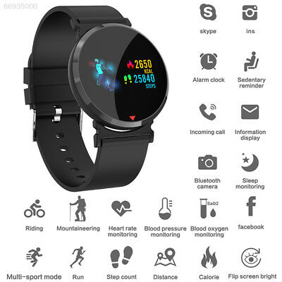 Women Men Bluetooth Smart Watch Phone Mate For Android IOS iPhone Samsung LG