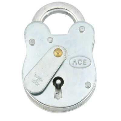 Walsall Old English Lever Padlock 63mm