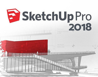 SketchUp Pro 2018 | SALE 50% | NEWEST Version | Instant Download |