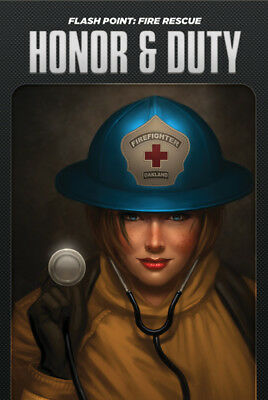 Flash Point - Honour And Duty Expansion
