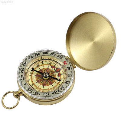 BFF1 0D01 F1B4 Compass Waterproof Hunting G50 Refined Portable Pocket Watch
