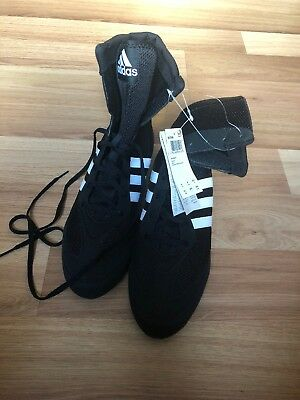 Adidas Box Hog 2 Brand New With Tags Boxing Sports Boots Size 9