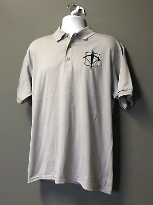 CIA SOG Special Operations Group K-9 Navy Blue Biz Casual Polo w Embroidery