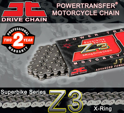 JT Steel X-Ring  Drive Chain 530 P - 104 L for Suzuki Motorcycles