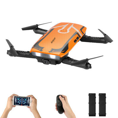 helifar H818 2.4GHz 6 Axis Gyro Remote Control Quadcopter Drone 720P WiFi Camera