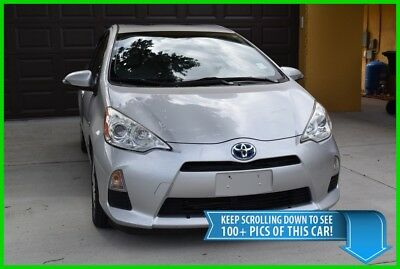 2013 Toyota Prius C HYBRID HATCHBACK - 71K LOW MILES - FREE SHIPPING SALE! volt chevy chevrolet electric honda civic corolla camry yaris nissan sentra