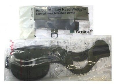 Ambu Military ACE Perfit & Head Wedge Immobilization Combo Kit - BRAND NEW