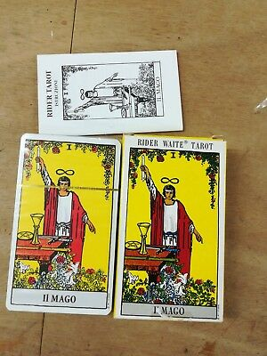 Raider Waite Tarot Pamela Colman Smith