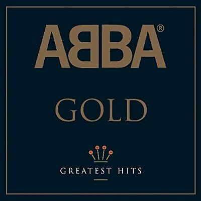 ABBA Gold Greatest Hits Vinyl 2LP (Slight Damage to Cover)