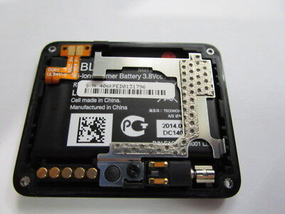 genuine LG W100KT 400mAh Battery-BL-S1 and back cover