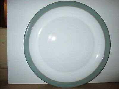 Denby Regency Green Round Service Platter Dish New Unused Second Quality