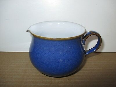 Denby Imperial Blue Cream Jug New First Quality Excellent Condition