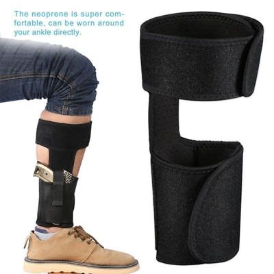 Concealed Carry Ankle Gun Holster Leg Right Leg Holster For LCP 380&LCP LC9 9MM*