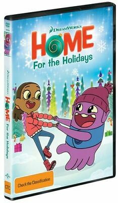 NEW Home : For The Holidays DVD Free Shipping
