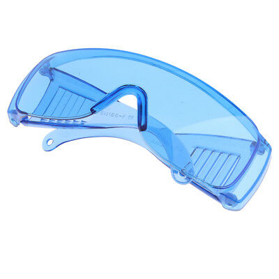 Eye Protection Labour Work Eyewear Protective Safety Goggles Glasses Blue