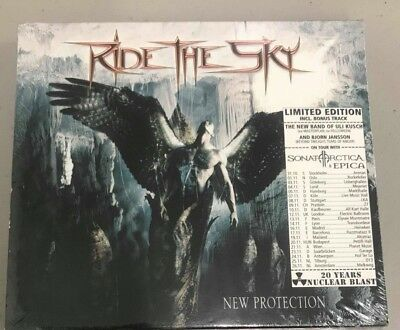 New Protection by Ride the Sky (CD, 2007)