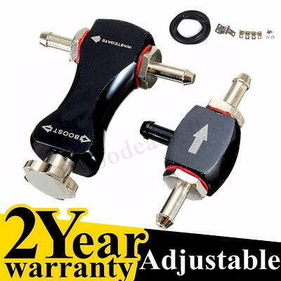 Adjustable Auto Manual Turbo Boost Controller Turbocharger Boost Bleed Valve