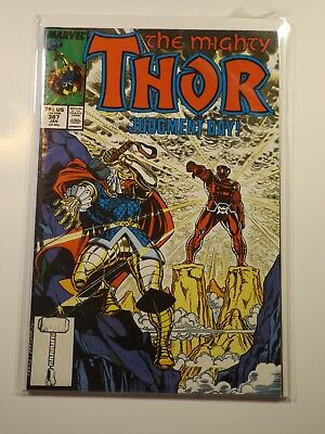 Thor (1962-1996 1st Series Journey Into Mystery) #387 Monster Blow Out Sale