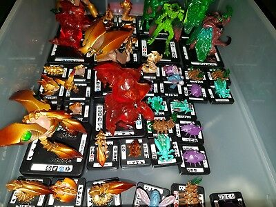 Monsterpocalypse Classic Lot Planet Eaters + Savage Swarm (Destroyers Lot)